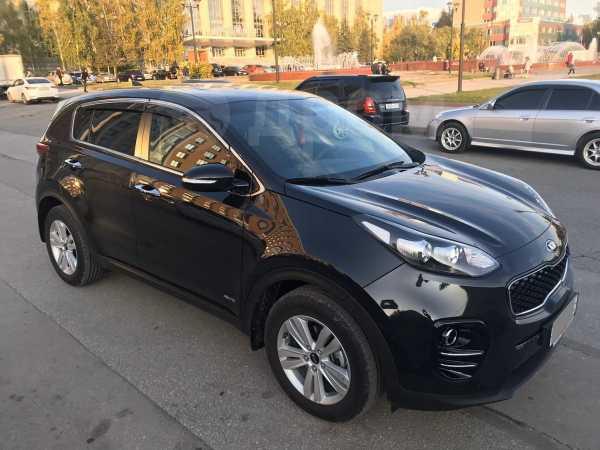 Kia Sportage, 2018 год, 1 450 000 руб.