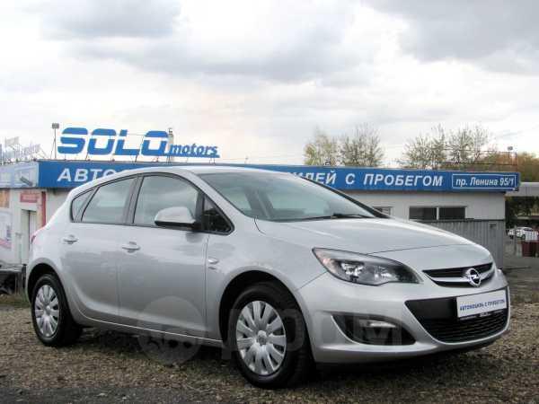 Opel Astra, 2013 год, 619 900 руб.