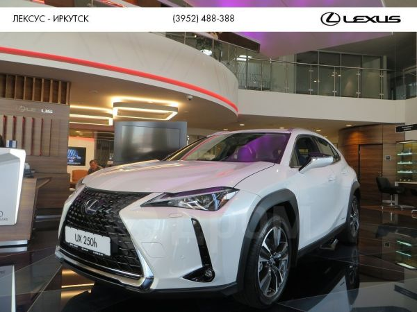 Lexus UX250h, 2019 год, 2 616 000 руб.