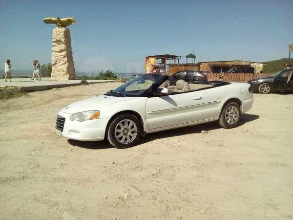 Chrysler Sebring, 2004 год, 500 000 руб.