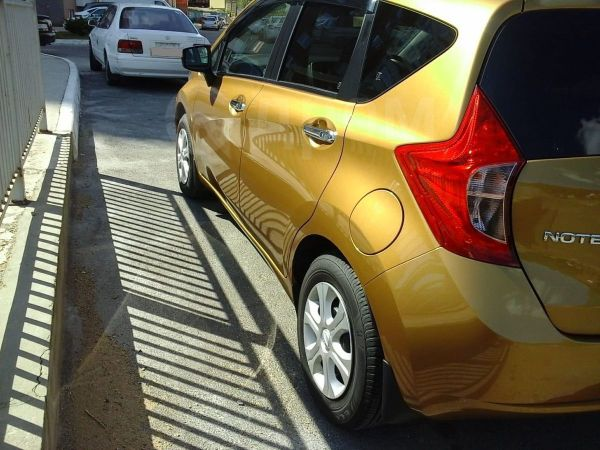 Nissan Note, 2015 год, 663 000 руб.