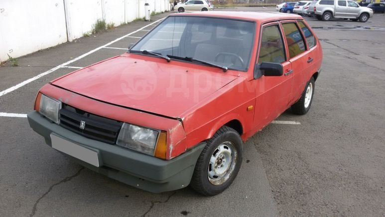 Лада 2109, 1991 год, 40 000 руб.