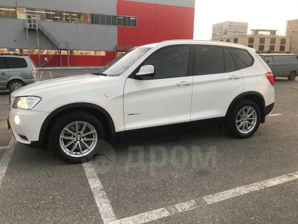 BMW X3, 2013 год, 1 120 000 руб.