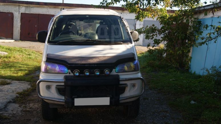 Mitsubishi Delica, 1997 год, 545 000 руб.