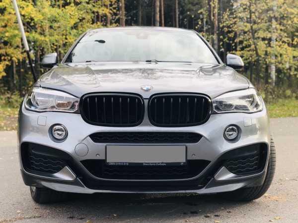 BMW X6, 2017 год, 3 800 000 руб.