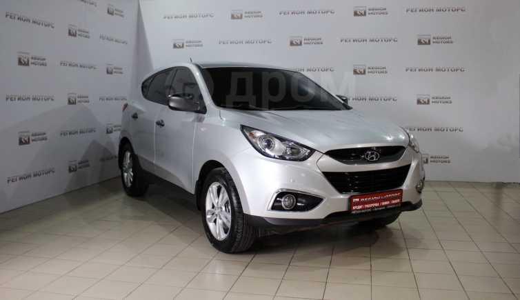 Hyundai ix35, 2010 год, 734 900 руб.