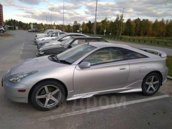 Toyota Celica, 2000 год, 400 000 руб.