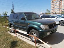 Веселое Land Cruiser Prado