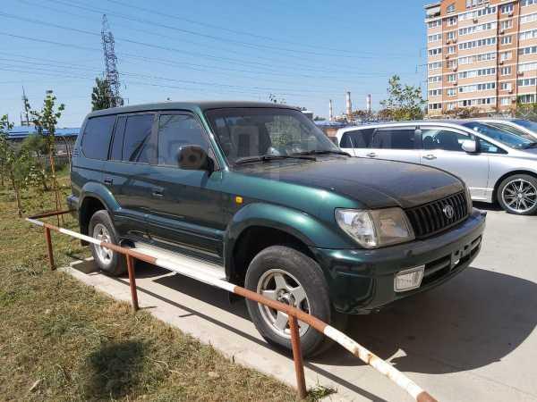 Toyota Land Cruiser Prado, 1999 год, 950 000 руб.