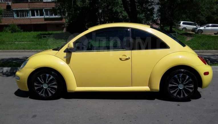Volkswagen Beetle, 1999 год, 285 000 руб.
