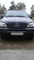 Mercedes-Benz M-Class, 2001 год, 540 000 руб.