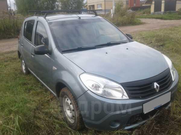 Renault Sandero, 2010 год, 245 000 руб.