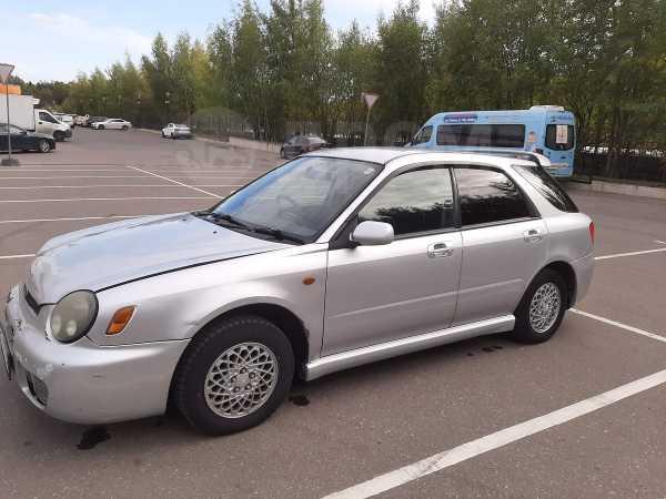 Subaru Impreza, 2002 год, 217 000 руб.