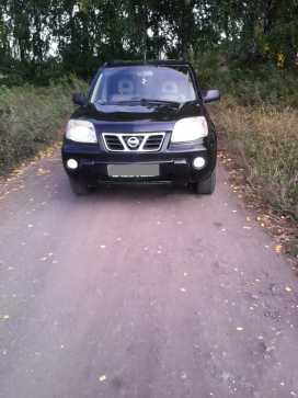 Курган X-Trail 2003