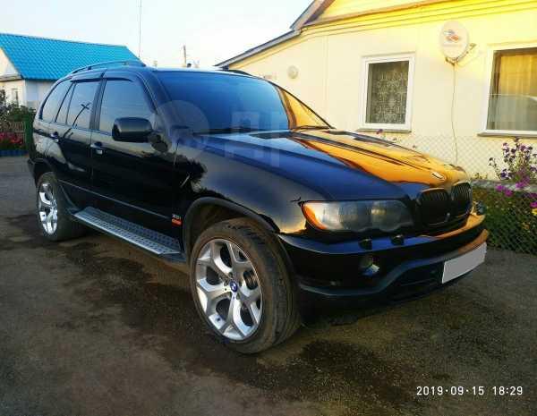 BMW X5, 2003 год, 555 000 руб.
