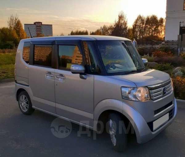 Honda N-BOX, 2014 год, 480 000 руб.