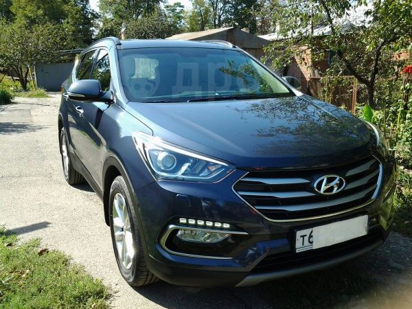 Hyundai Santa Fe, 2018 год, 2 050 000 руб.