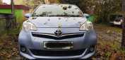 Toyota Ractis, 2011 год, 540 000 руб.