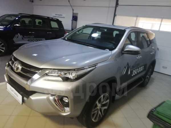 Toyota Fortuner, 2018 год, 2 769 240 руб.
