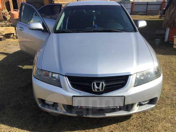 Honda Accord, 2003 год, 400 000 руб.