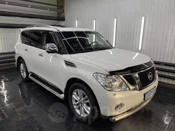 Nissan Patrol, 2011 год, 1 490 000 руб.