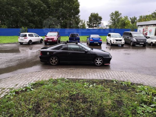 Opel Calibra, 1996 год, 180 000 руб.