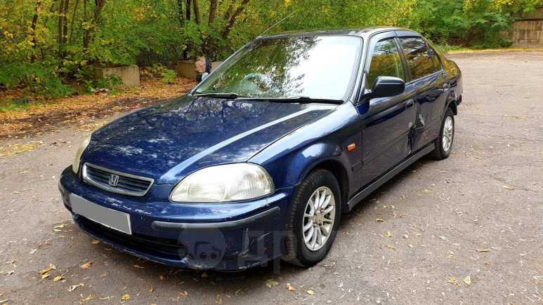 Honda Civic, 1997 год, 105 000 руб.