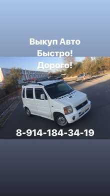 Хабаровск Wagon R 2000