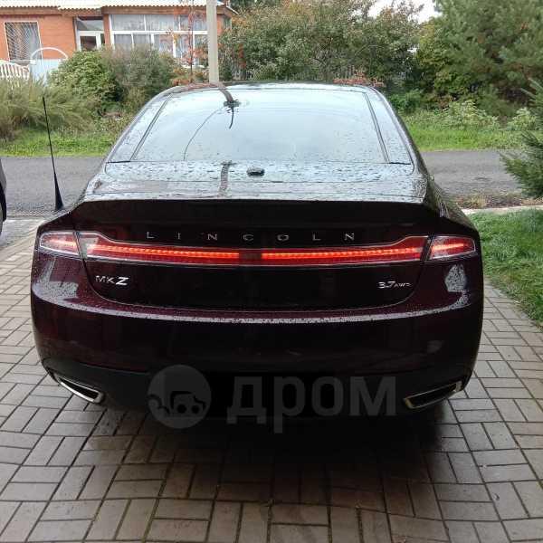 Lincoln MKZ, 2013 год, 1 190 000 руб.