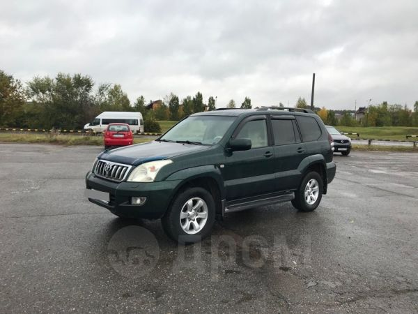 Toyota Land Cruiser Prado, 2005 год, 1 140 000 руб.