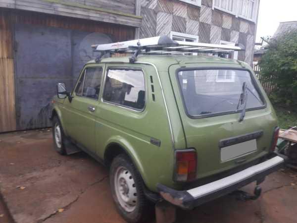 Лада 4x4 2121 Нива, 1995 год, 160 000 руб.