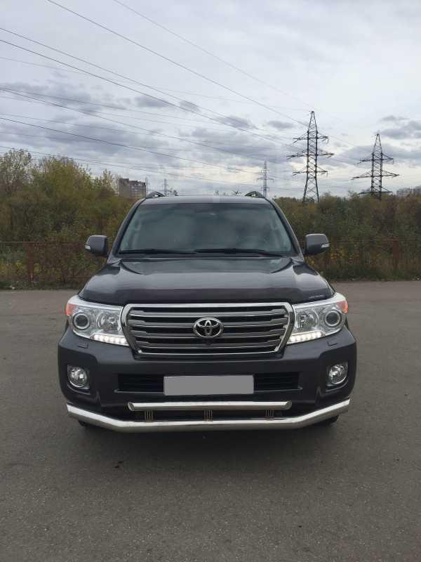 Toyota Land Cruiser, 2013 год, 2 660 000 руб.