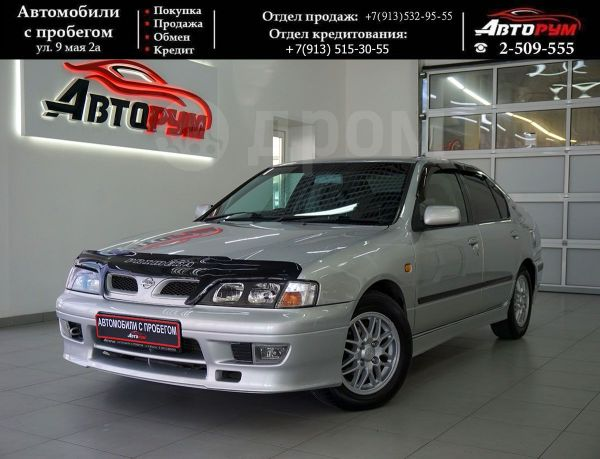 Nissan Primera, 2000 год, 237 000 руб.