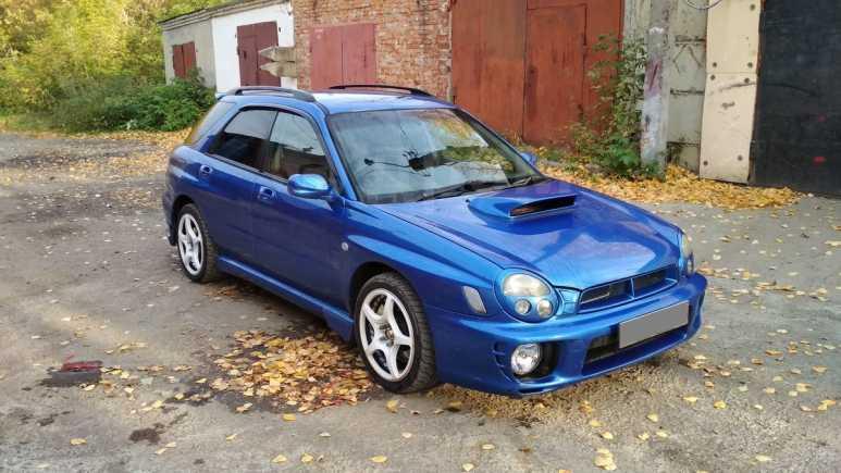 Subaru Impreza WRX, 2002 год, 475 000 руб.