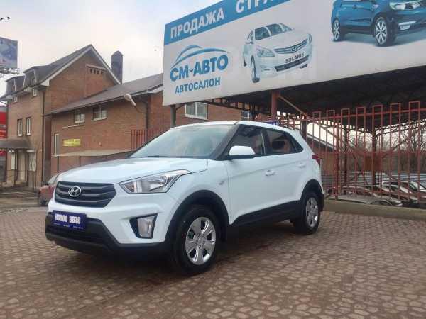 Hyundai Creta, 2019 год, 949 500 руб.