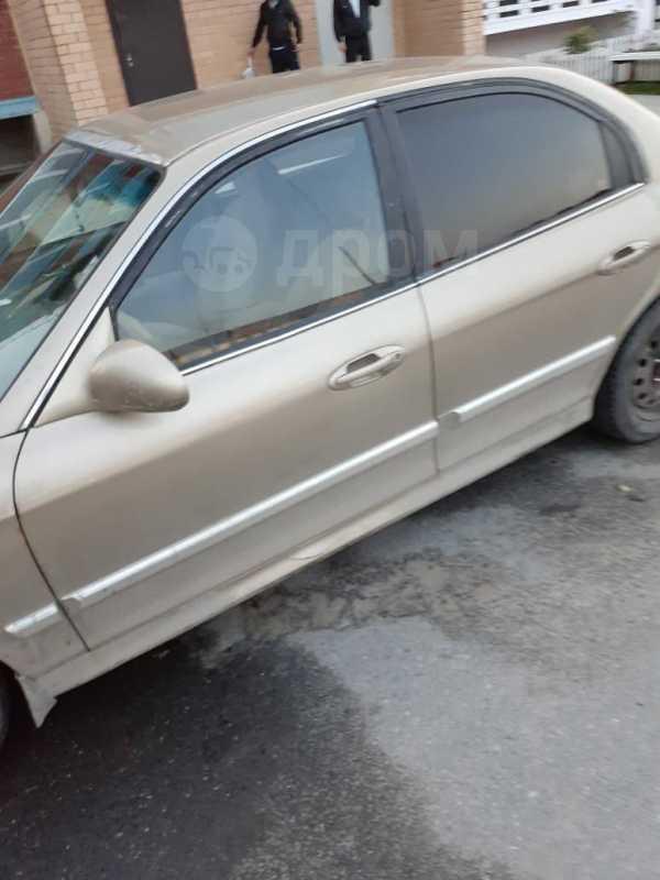 Hyundai Sonata, 2002 год, 155 000 руб.