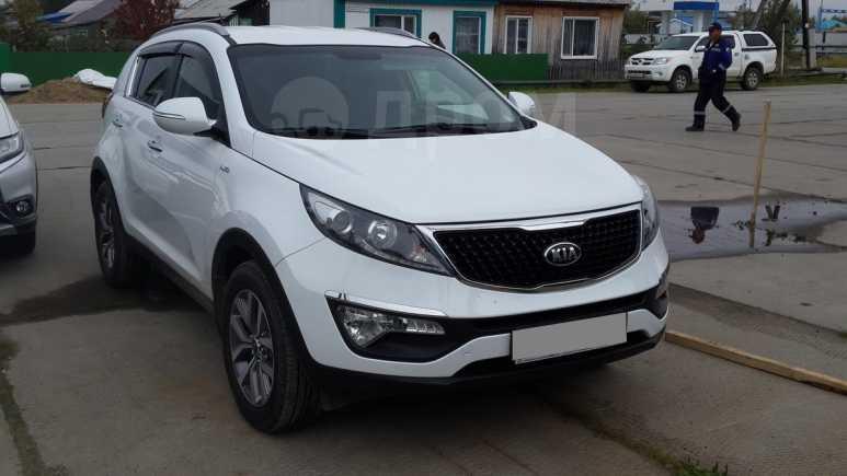 Kia Sportage, 2015 год, 1 140 000 руб.