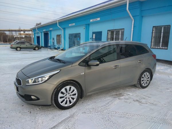 Kia Ceed, 2013 год, 590 000 руб.