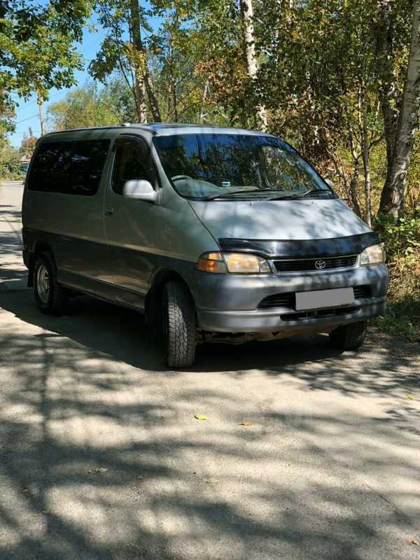 Toyota Granvia, 1999 год, 450 000 руб.