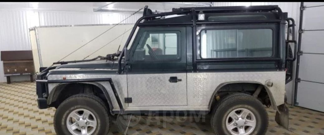 Land Rover Defender, 1997 год, 940 000 руб.