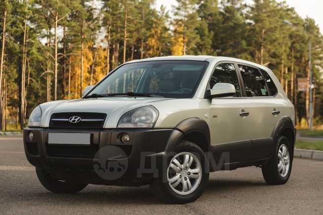 Hyundai Tucson, 2004 год, 449 000 руб.