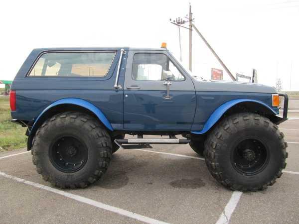 Ford Bronco, 1987 год, 2 000 000 руб.