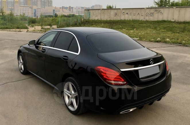 Mercedes-Benz C-Class, 2014 год, 1 420 000 руб.