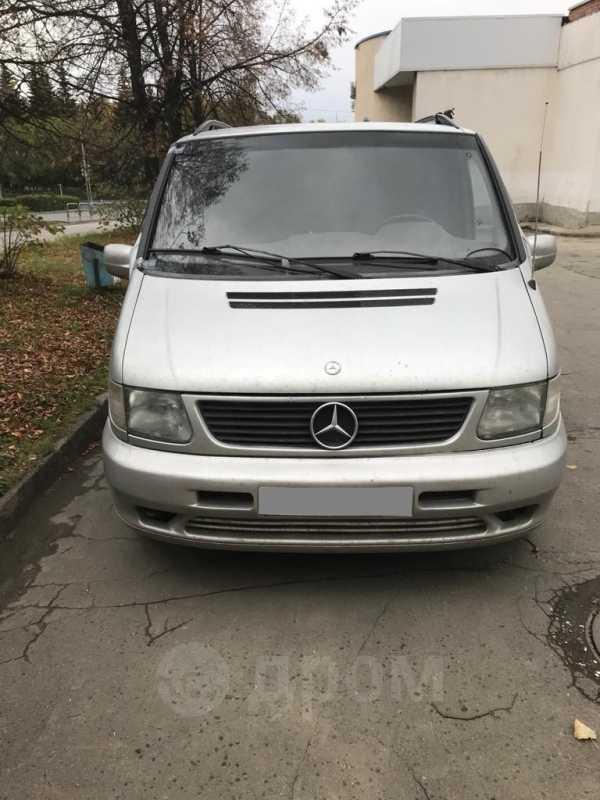 Mercedes-Benz V-Class, 1997 год, 390 000 руб.