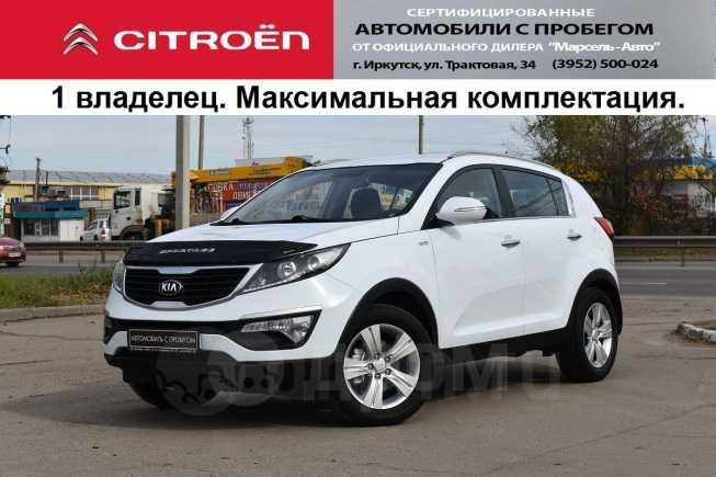 Kia Sportage, 2013 год, 828 000 руб.