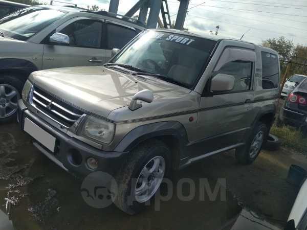 Mitsubishi Pajero Mini, 2003 год, 189 000 руб.