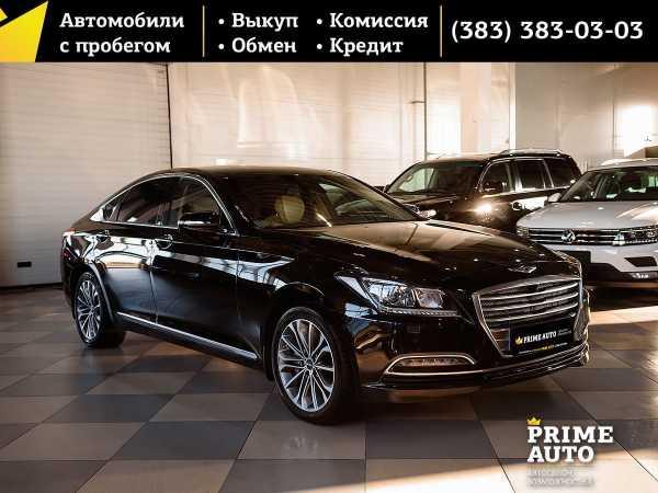 Hyundai Genesis, 2014 год, 1 499 000 руб.