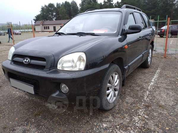 Hyundai Santa Fe Classic, 2007 год, 420 000 руб.