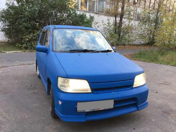 Nissan Cube, 2001 год, 139 000 руб.