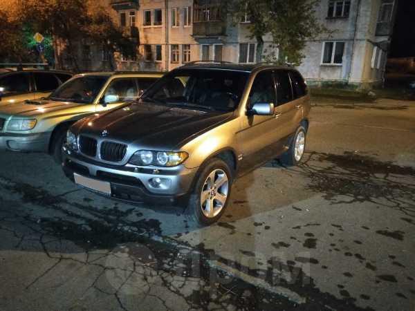 BMW X5, 2005 год, 550 000 руб.